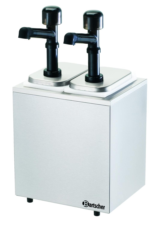 Pumpstation,2 Pumpen 2x3,3L
