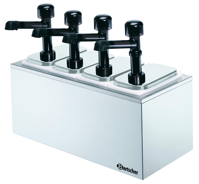 Pumpstation,4 Pumpen 4x3,3L