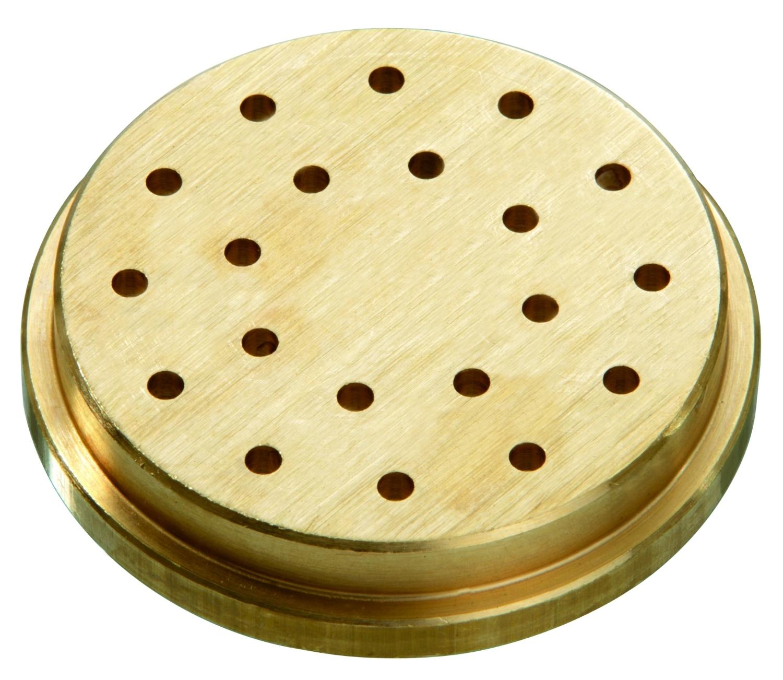 Pasta Matrize für Bigoli Ø3mm