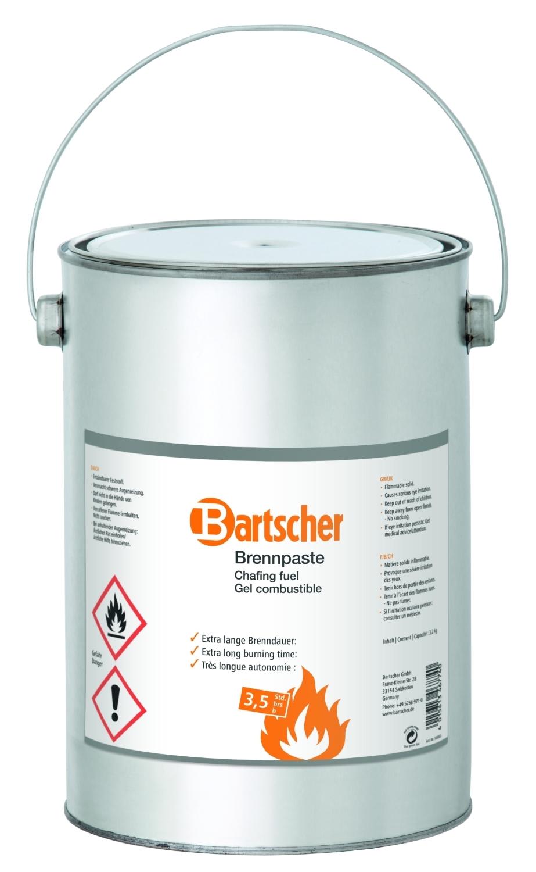 Brennpaste Bartscher 3,2kg Eimer
