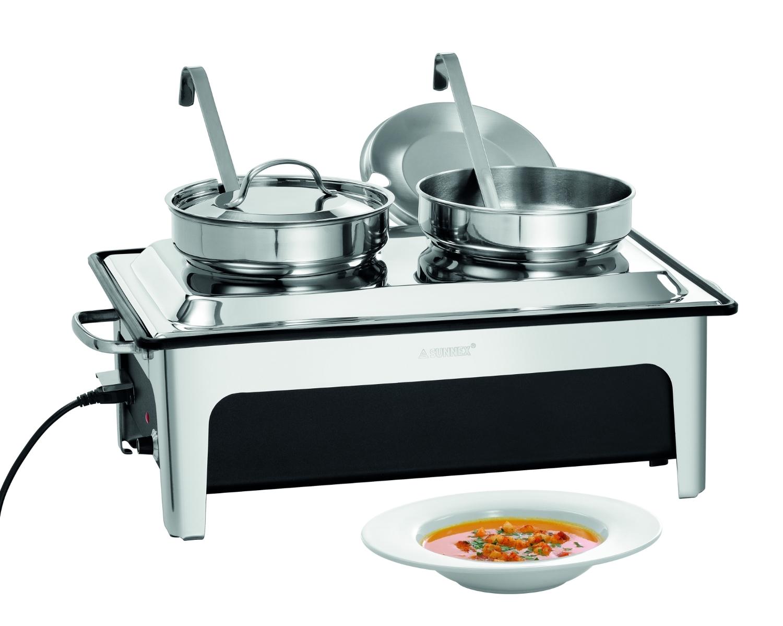 Suppenstation 2x4L 2200 E