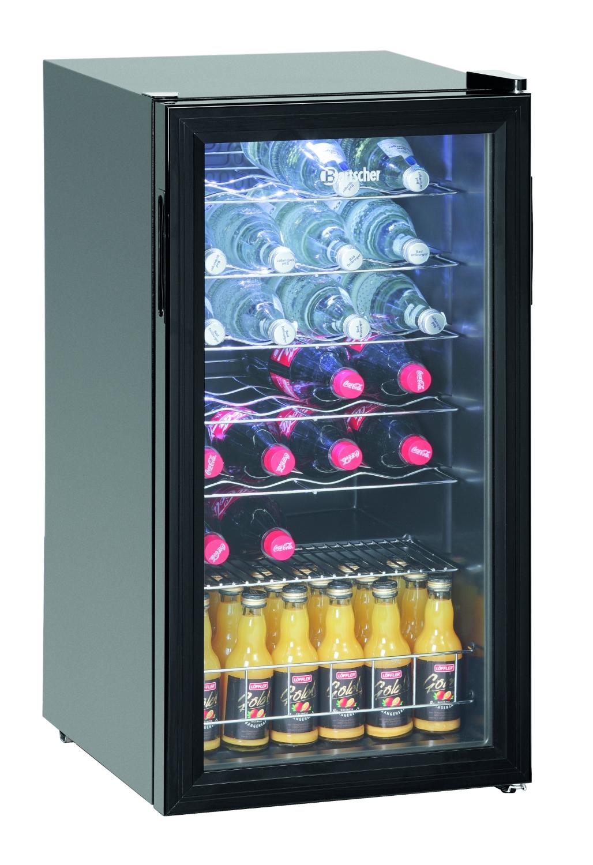 Flaschenkühlschrank 88L,28Fl