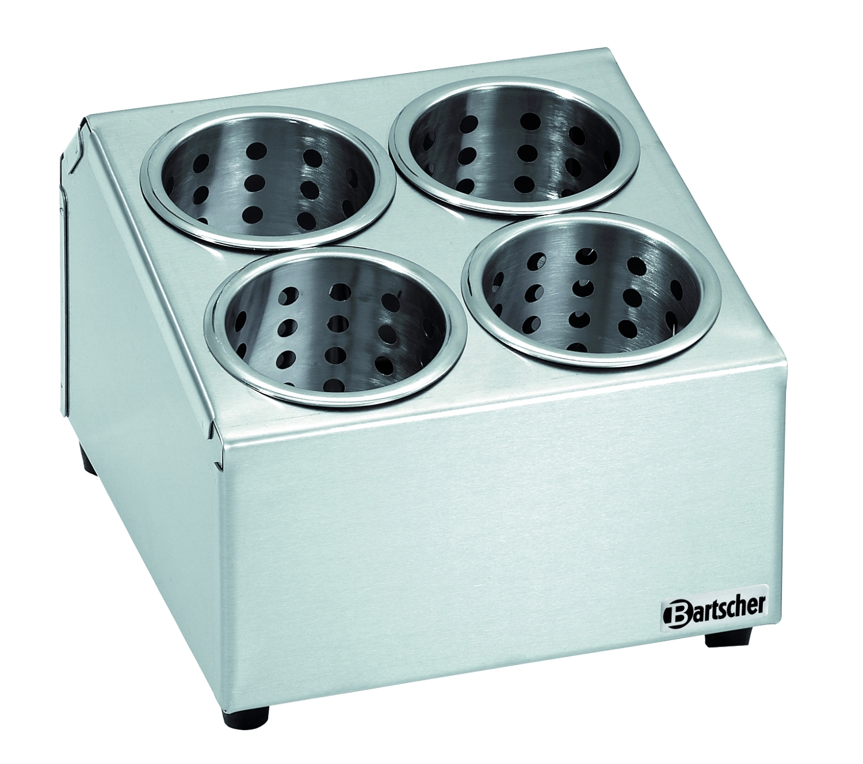 Besteckbehälter für 4 Köcher