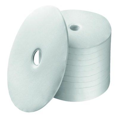 Rundfilterpapier 245mm, 1000Stk